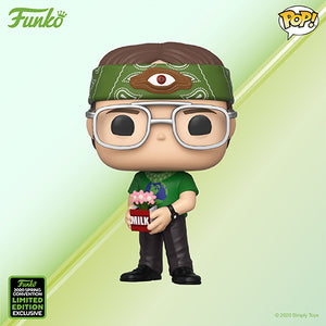 Funko Pop! Television - The Office #938 - Dwight Schrute as Recyclops (ECCC 2020 Convention Exclusive) - Simply Toys