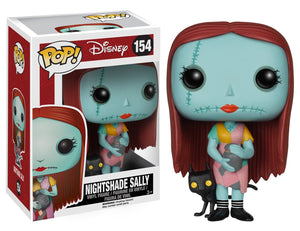 Funko Pop! Movies - The Nightmare Before Christmas #154 - Nightshade Sally - Simply Toys