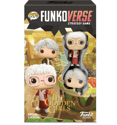 Funko Pop! - Funkoverse Strategy Game - Golden Girls (2 Pack)