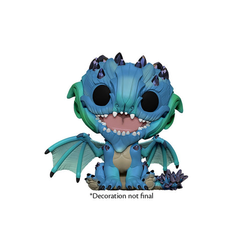 Funko Pop! Games - Guild Wars 2 #564 - Baby Aurene - Simply Toys