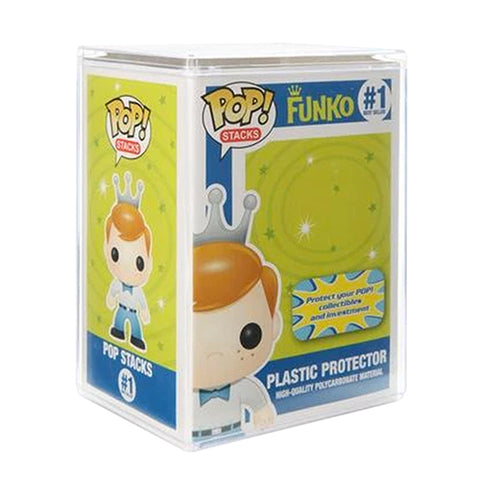Funko Pop! Stacks - Hard Plastic Protector Case (with Interlocking Lid) - Simply Toys