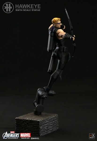 HX PROJECT: Avengers Assemble 1/6 Scale Statue - Hawkeye (Limited 300 piece) - Simply Toys