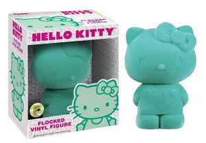 Funko Pop! Animation – Sanrio – Hello Kitty (Flocked) (Green) (Exclusive) - Simply Toys