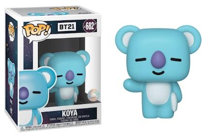 Funko Pop! Animation - BT21 #682 – Koya - Simply Toys