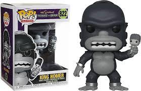 Funko Pop! Animation – The Simpsons Treehouse of Horror #822 – King Homer - Simply Toys
