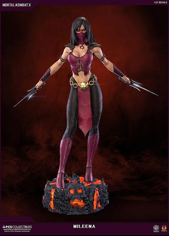 Pop Culture Shock Mortal Kombat X 1/3 Scale Statue - Mileena - Simply Toys