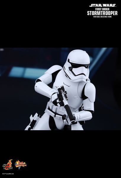 Hot Toys Star Wars: The Force Awakens 1/6 Scale Collectible Figure - First Order Stormtrooper - Simply Toys
