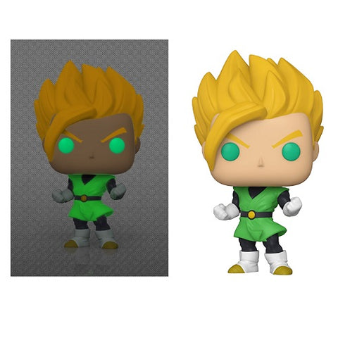 Funko Pop! Animation - Dragon Ball S8 #858 - Super Saiyan Gohan (Glow In The Dark) (Exclusive)