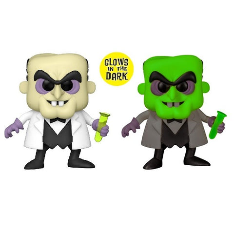 Funko Pop! Animation – Underdog #884 - Simon Bar Sinister (Glow In The Dark) (Exclusive)