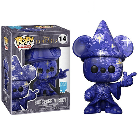 Funko Pop! Disney – Fantasia 80th #14 - Mickey #1 (Artist Series)