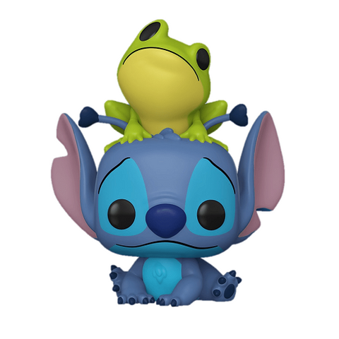Funko Pop! Disney - Lilo & Stitch #986 - Stitch With Frog (Exclusive)
