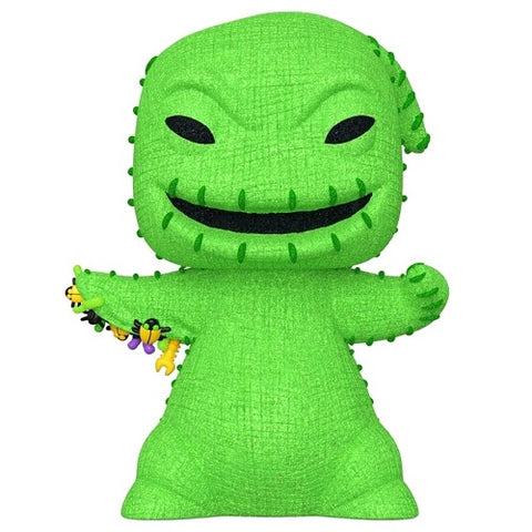 Funko Pop! Disney - Nightmare Before Christmas #230 - Oogie Boogie (Green Diamond Glitter) (Exclusive)