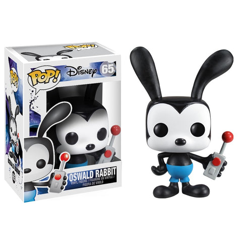 Funko Pop! Disney - Disney #65 - Oswald Rabbit *VAULTED* - Simply Toys