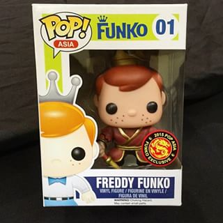 Funko Pop! Asia - Funko #01 - Freddy Funko (Monkey King) (Exclusive) - Simply Toys