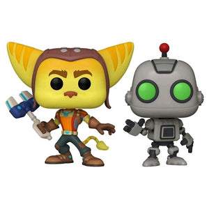 Funko Pop! Games - Ratchet & Clank (2 Piece) (Exclusive)
