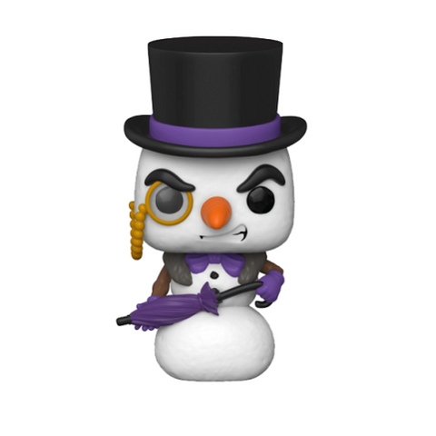 Funko Pop! Heroes - DC Holiday  367 - Penguin (Snowman) (Exclusive)