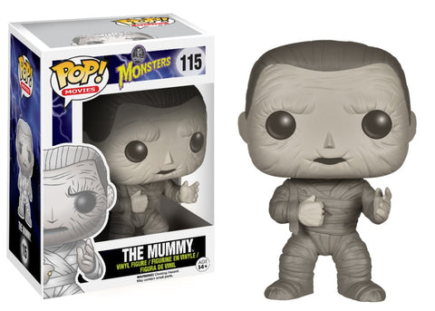 Funko Pop! Movies - Universal Studios Monsters #115 - The Mummy - Simply Toys