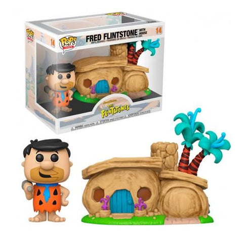 Funko Pop! Town - Flintstones #14 - Flintstone's Home