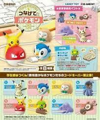 Re-Ment Pokemon - Pokemon Cord Keeper 2 (Set of 8) - Simply Toys