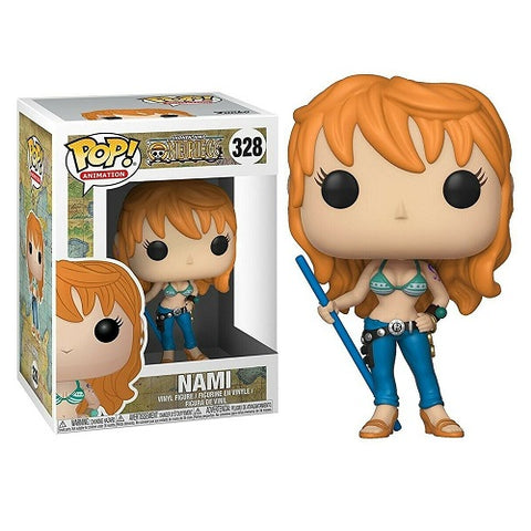 Funko Pop! Animation - One Piece S2 #328 - Nami