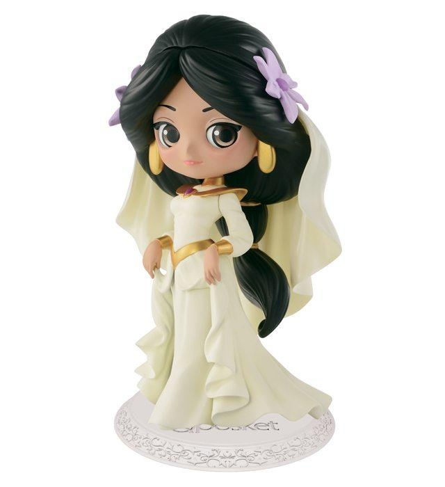 Banpresto Disney Q Posket - Jasmine Dreamy Style (Regular Color Version) - Simply Toys