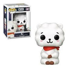 Funko Pop! Animation - BT21 #683 – RJ - Simply Toys
