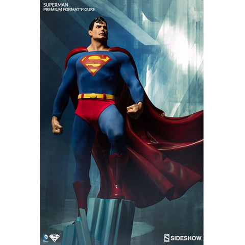 Sideshow Collectibles DC Premium Format Statue - Superman - Simply Toys