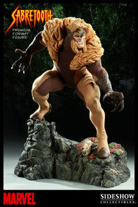Sideshow Collectibles MARVEL X-Men Premium Format Figure - Sabretooth Classic - Simply Toys