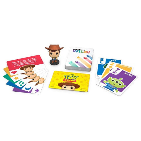 Funko Signature Games - Something Wild Card Game - Toy Story