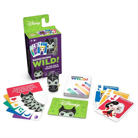 Funko Signature Games - Something Wild Card Game - Villain