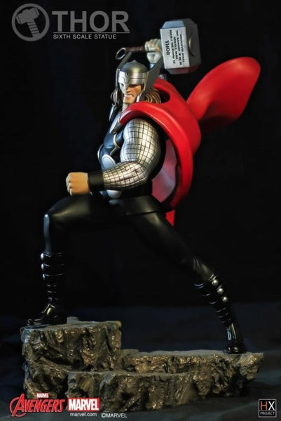 HX PROJECT: Avengers Assemble 1/6 Scale Statue - Thor (Limited 500 Piece) - Simply Toys