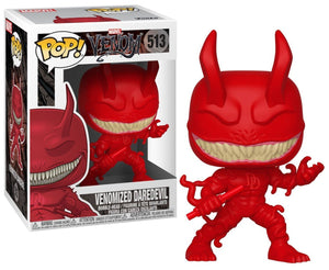 Funko Pop! MARVEL - Venom #513 - Venomized Daredevil - Simply Toys