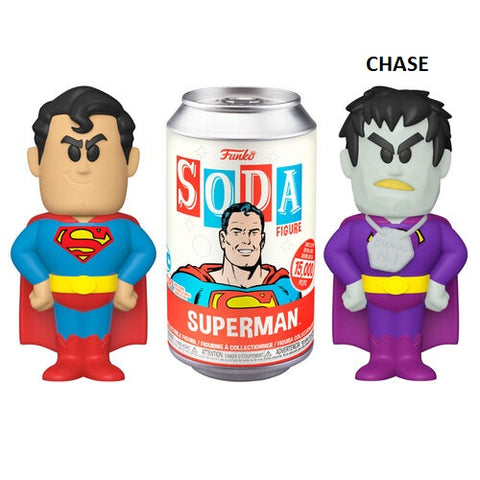 Funko SODA - DC Comics - Superman
