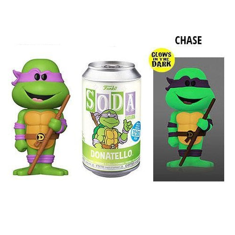 Funko SODA - Teenage Mutant Ninja Turtles - Donatello