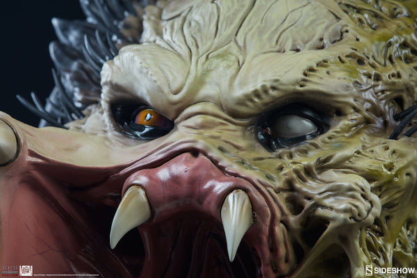 Sideshow Collectibles Aliens vs Predator: Requiem Legendary Scale Bust - Wolf Predator - Simply Toys