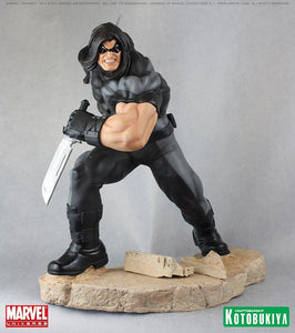 Kotobukiya MARVEL Fine Art Statue - X-Force Warpath - Simply Toys