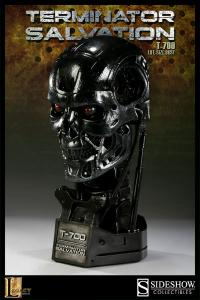 Sideshow Collectibles Life-SizeBust - T-700 - Simply Toys