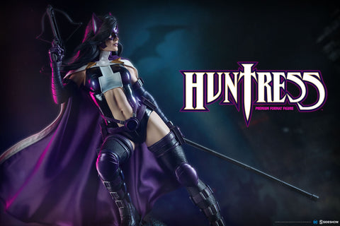 Sideshow Collectibles DC Premium Format Figure - The Huntress - Simply Toys