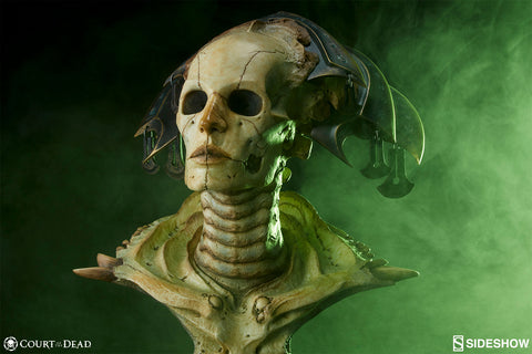 Sideshow Collectibles Legedary Scale Bust - Xiall: Resolve of Bone - Simply Toys