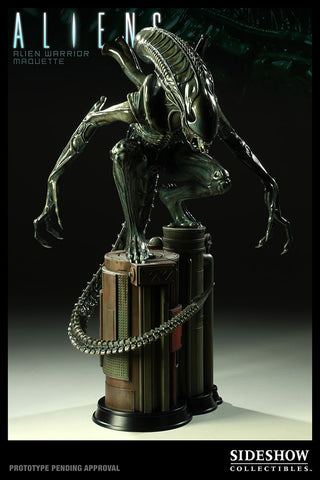 Sideshow Collectibles Maquette Statue - Alien Warrior - Simply Toys