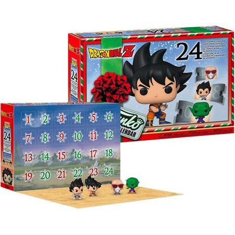 Funko Pocket Pop! Advent Calendar - Dragon Ball Z
