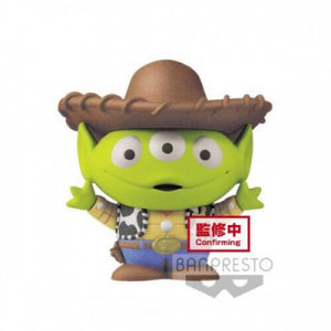 Banpresto Fluffy Puffy Mine - Alien Remix - Alien (Woody Style)