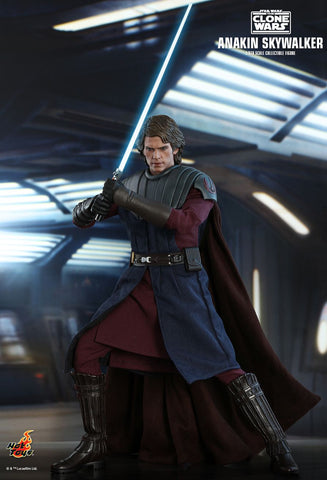 [PRE-ORDER] Hot Toys - Star Wars 1/6th Scale Figure - TMS019 Star Wars: The Clone Wars™ Anakin Skywalker