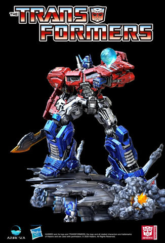 [PRE-ORDER] AzureSea Studios - Transformers Statue - Optimus Prime [Exclusive Version]