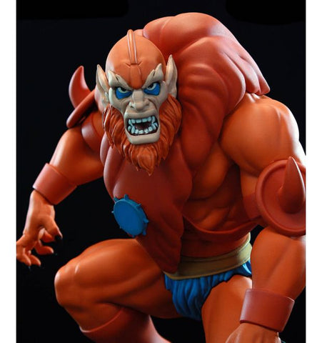 Pop Culture Shock Master Of The Universe Statue - Beast man - Simply Toys