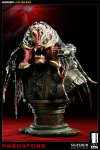 Sideshow Collectibles Life-Size Bust - Berserker Predator - Simply Toys