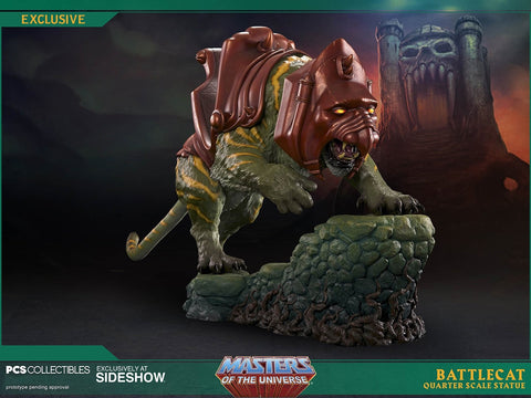 Pop Culture Shock Master Of The Universe Statue - Battlecat (Limited 500 Piece) - Simply Toys