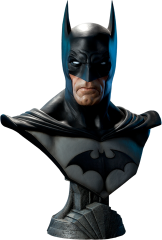 Sideshow Collectibles DC Comics Life-Size Bust - Batman (Limited Edition 1500 pieces) - Simply Toys