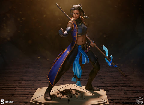 [PRE-ORDER] Sideshow Collectibles - Critical Role Statue - Mighty Nein: Beau