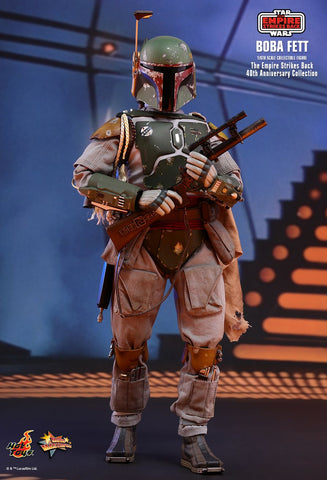 [PRE-ORDER] Hot Toys - Star Wars 1/6th Scale Collectible Figure - MMS574 The Empire Strikes Back™ 40th Anniversary Collection Boba Fett™